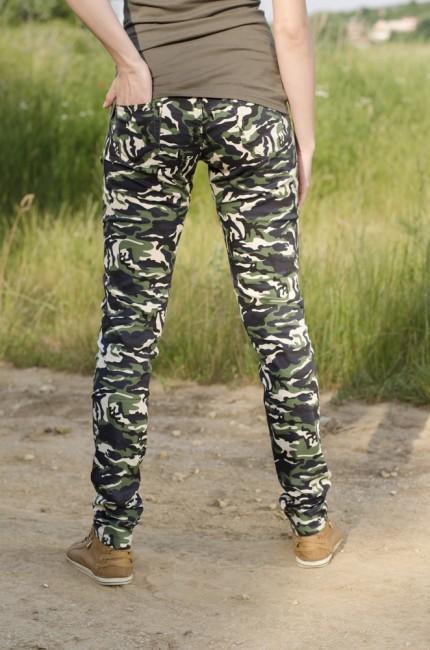 c23a31300454 Női nadrág Ping natur katona minta | ArmyMarket