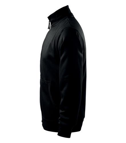 Férfi pulóver Adler Adventure fekete színben profilból 1861a4938e