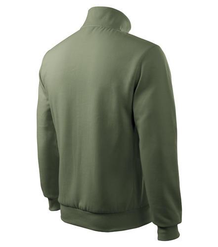 Férfi pulóver Adler Adventure khaki színben oldalról 5189ceb745