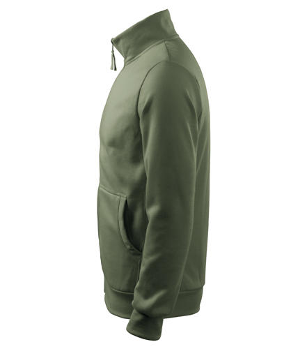 Férfi pulóver Adler Adventure khaki színben profilból 5783337612