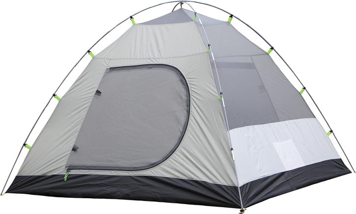 cbe922d96c5c Husky Outdoor Bizon 4 Plus sátor, világoszöld   ArmyMarket