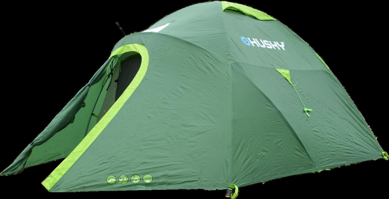 1fdec006a22f Husky Outdoor Bonelli 3 sátor, világoszöld | ArmyMarket