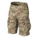 Terepmintás férfi rövidnadrágok