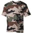 Terepmintás pólók