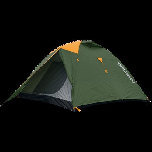 Husky Boyard 4 Classic sátor, zöld