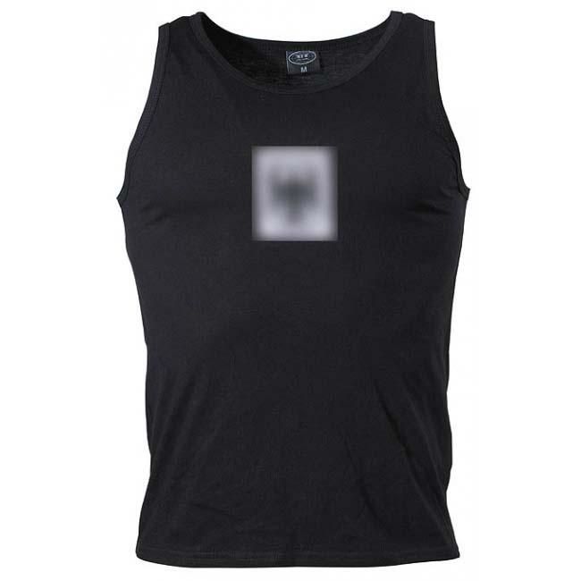 1bf79f4580 Éppen most 20 vásárló nézi MFH ujjatlan trikó fekete BW eagle mintával,  160g/m2. Tekintse meg a nagy képet