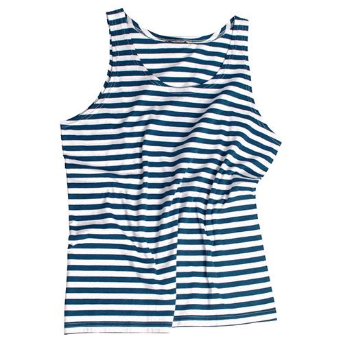 8db87f35f2 ... Mil-Tec ujjatlan trikó marine csíkos kék. Tekintse meg a nagy képet