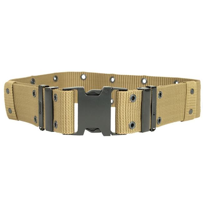 e6f8c749f91c Éppen most 199 vásárló nézi Mil-Tec Push rigid US LC2 vastag öv, khaki,  5.5cm. Tekintse meg a nagy képet