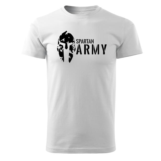 9798799cb3 ... O&T rövid póló spartan army, fehér 160g/m2. Tekintse meg a nagy képet