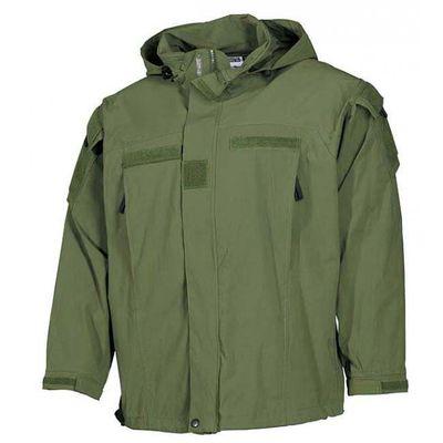 MFH U.S. soft shell kabát olívzöld-level5