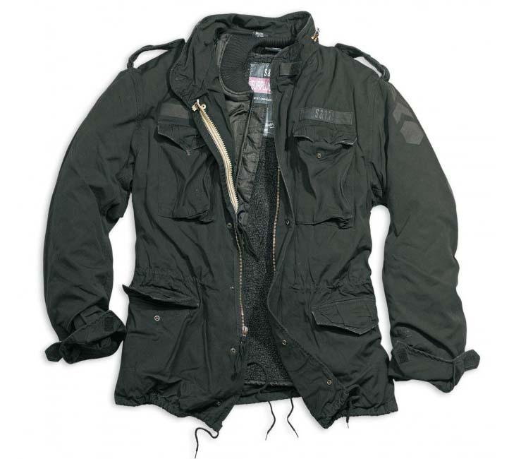 ... Surplus Regiment M65 kabát 1059d46df2