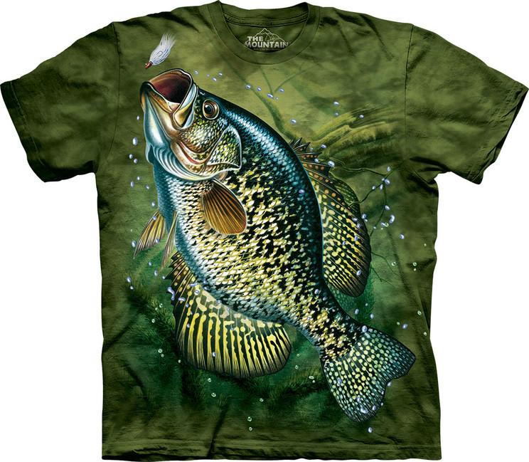 Éppen most 18 vásárló nézi The Mountain 3D póló hal. Tekintse meg a nagy  képet 78eb596a2b
