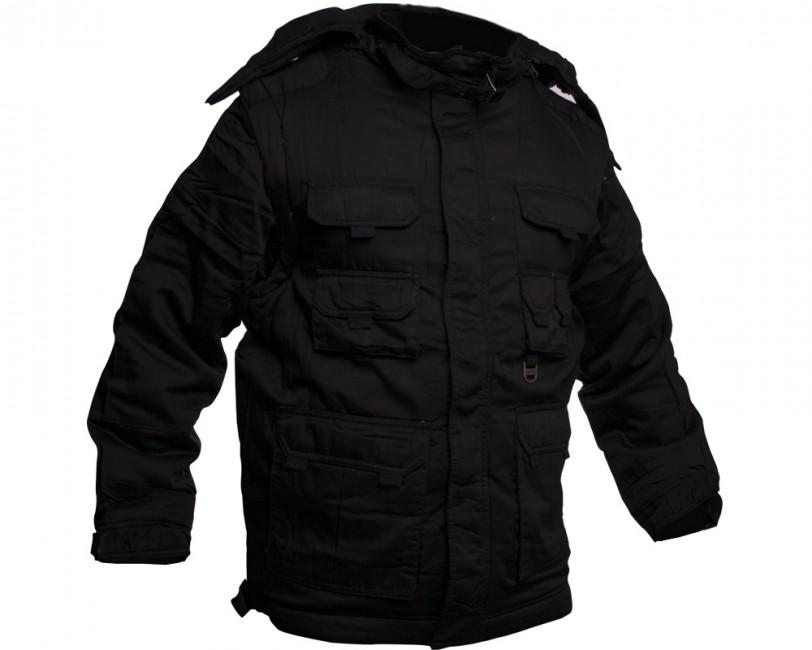 Megspórol  38 % Loshan gold téli kabát fekete. Tekintse meg a nagy képet b9a92ede38